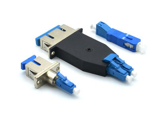 China CATV Multimode Attenuator 10db , SC - LC Inline VOA Variable Optical Attenuator supplier